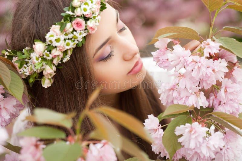 Erstaunliche Frühlingsschönheit stockfoto