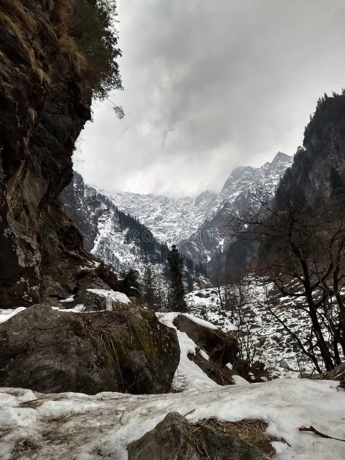 Erstaunliche Landschaft lizenzfreie stockfotografie