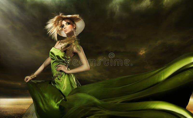 Erstaunliche Schönheit lizenzfreie stockfotos