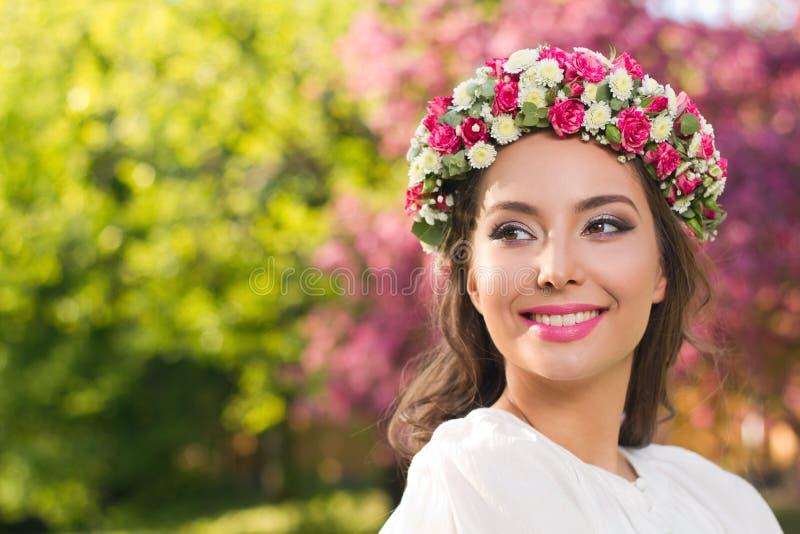 Erstaunliche Schönheit des natürlichen Frühlinges lizenzfreie stockfotos