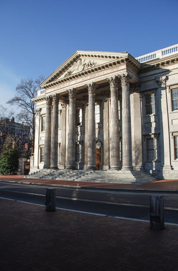 Erste Bank der Vereinigten Staaten von Amerika, Philadelphia lizenzfreies stockfoto