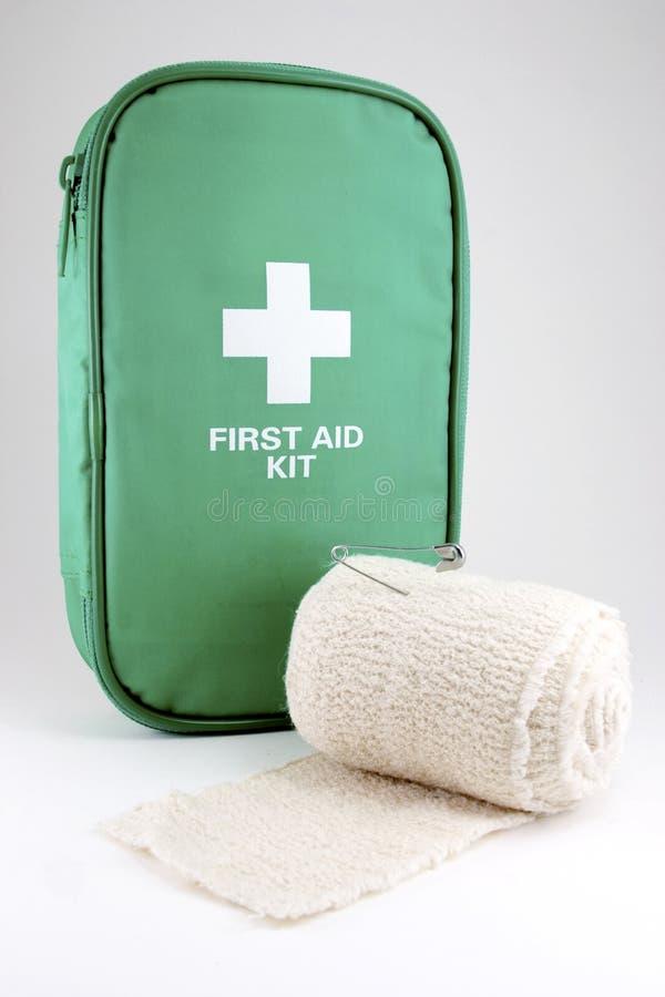 Erste-Hilfe-Ausrüstung #2 lizenzfreies stockbild