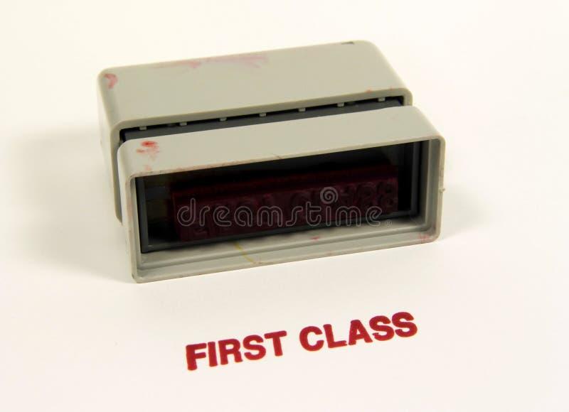 Erste Klasse stockbilder