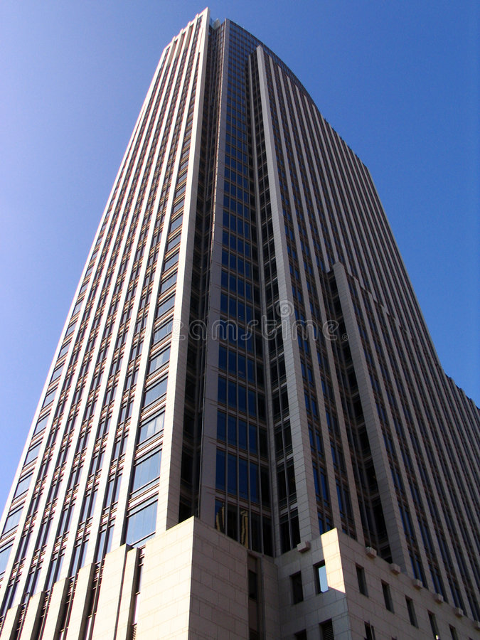 Erster nationaler Kontrollturm Omaha lizenzfreies stockfoto