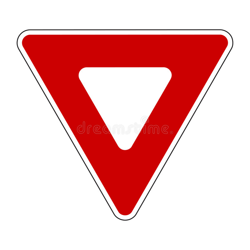 Ertrag-Zeichen vektor abbildung