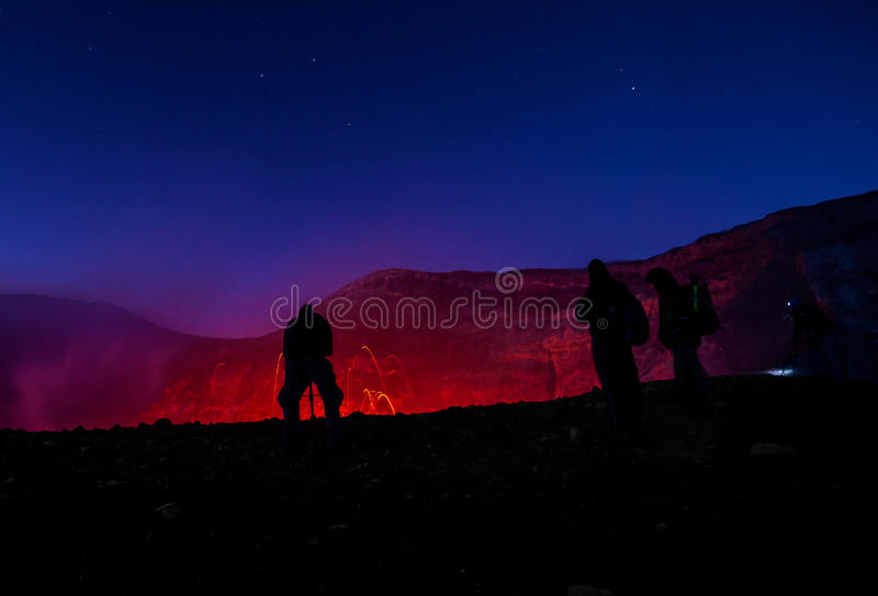 Eruptive Activity Stock Images