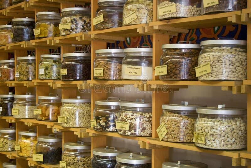 Ervas & especiarias fotografia de stock