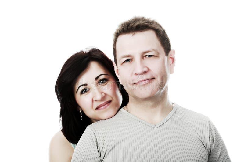Erwachsene Paare stockfotografie