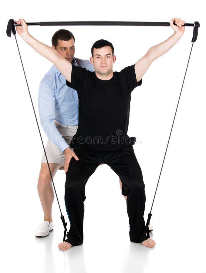 Erwachsener Mannestänzer lizenzfreie stockbilder