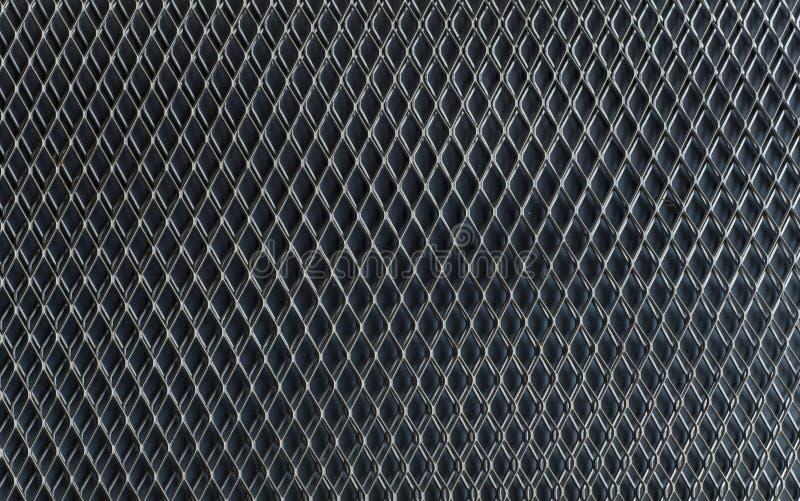 Erweitertes Stahlblech stockbilder