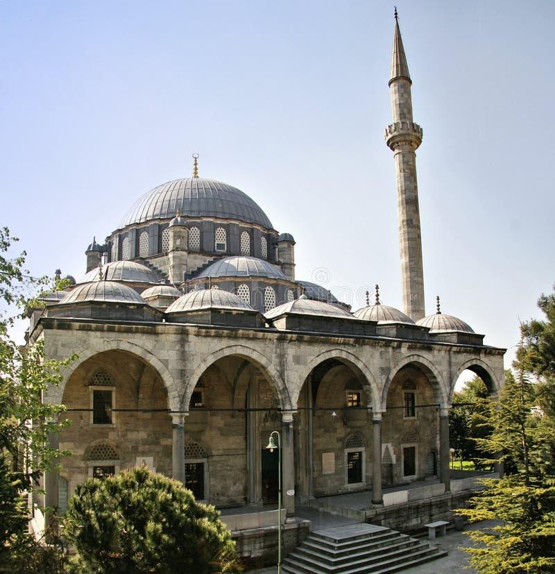 ery historyczny Istanbul meczetu ottoman zdjęcie stock