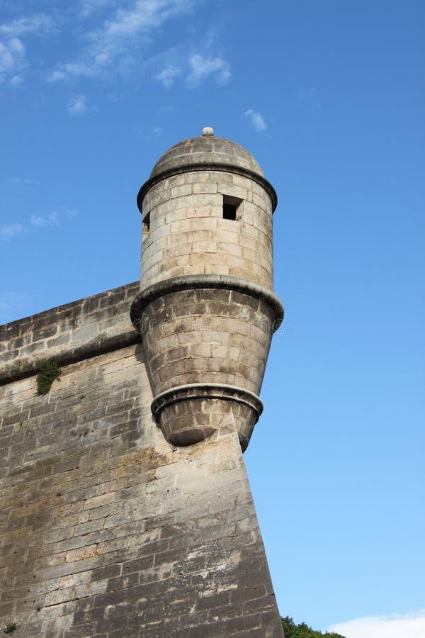 Download Es Baluard Forteca W Palmie De Mallorca Zdjęcie Stock - Obraz złożonej z archeologiczny, antyk: 28955870