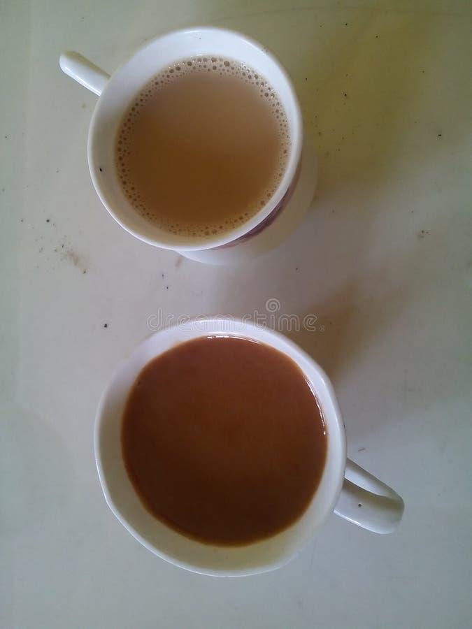 Es ist Teezeit stockfotografie