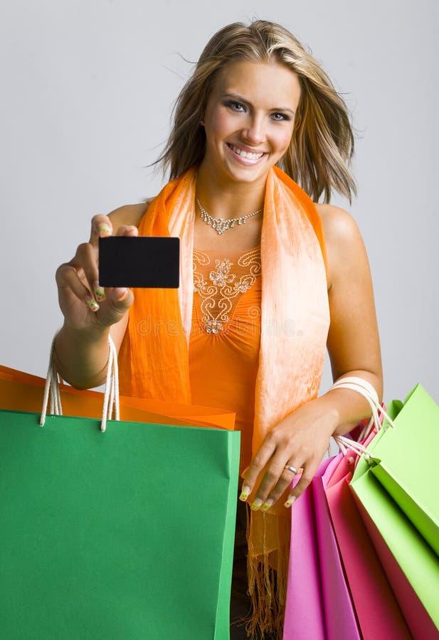 Es mi de la tarjeta de crédito fotografía de archivo libre de regalías