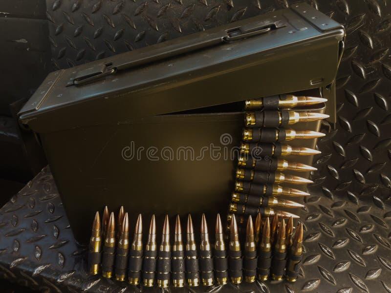 Es munición imagen de archivo