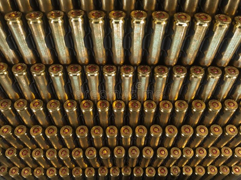 Es munición foto de archivo