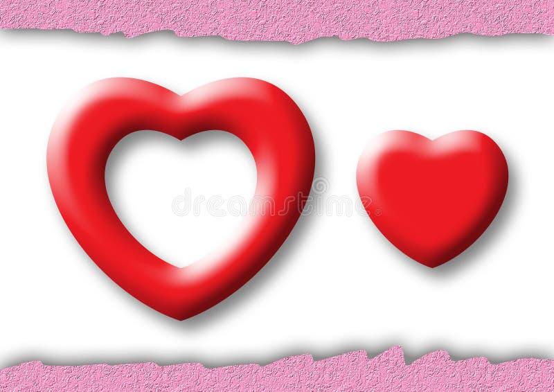Download Es muss Liebe sein stock abbildung. Illustration von loch - 45219