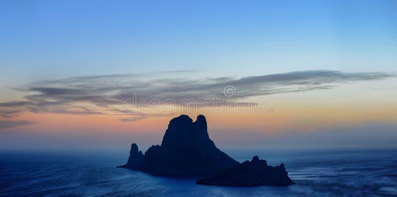 Es Vedra Ibiza foto de stock royalty free