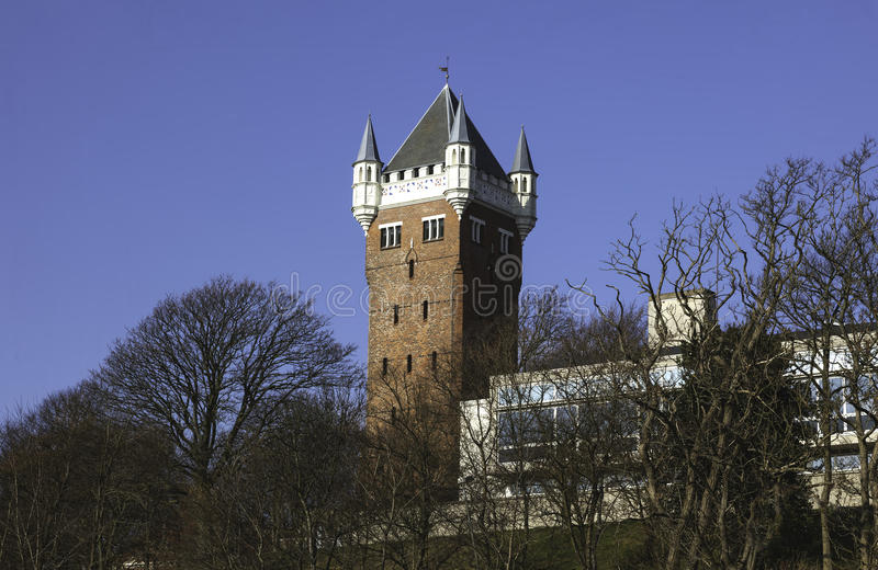 Download Esbjerg, Denmark. The Old Water Tower. Stock Photo - Image: 29466542