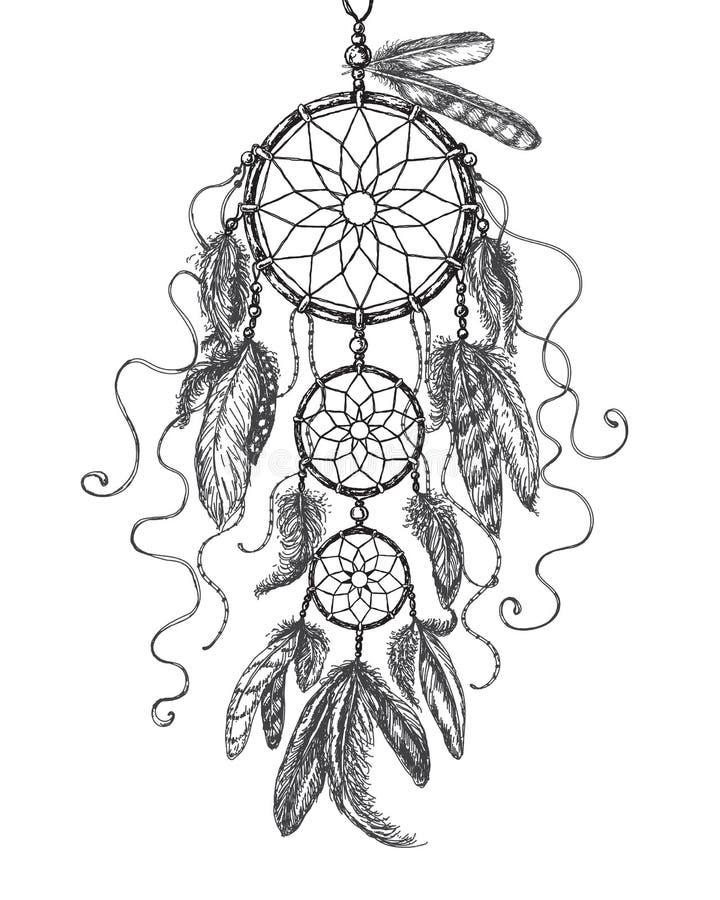 Esboço ideal do coletor ilustração royalty free