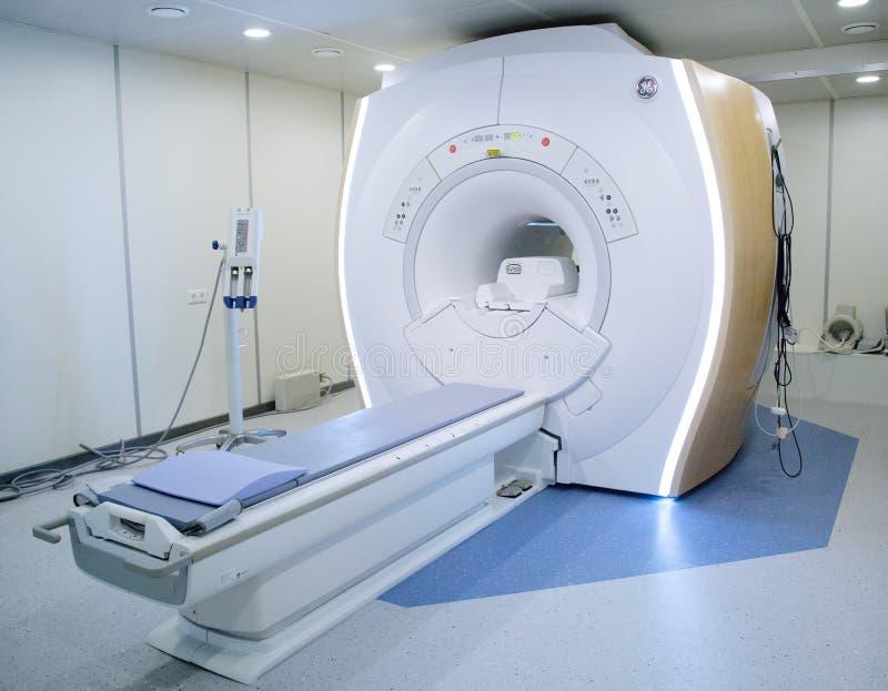 Escáner de MRI fotos de archivo libres de regalías
