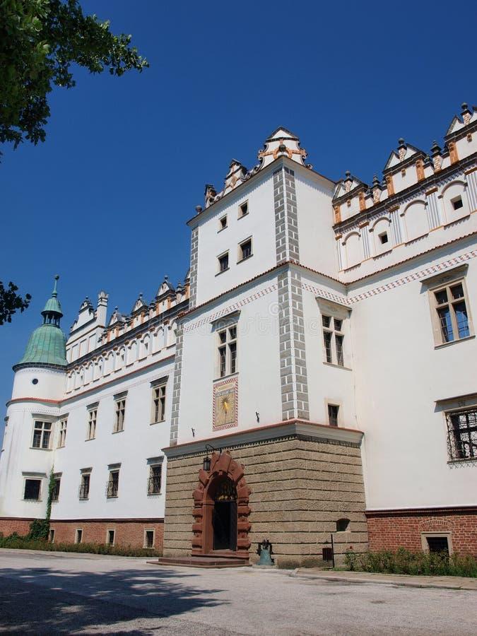 Escúdese en el ³ w Sandomierski, Polonia de Baranà imágenes de archivo libres de regalías