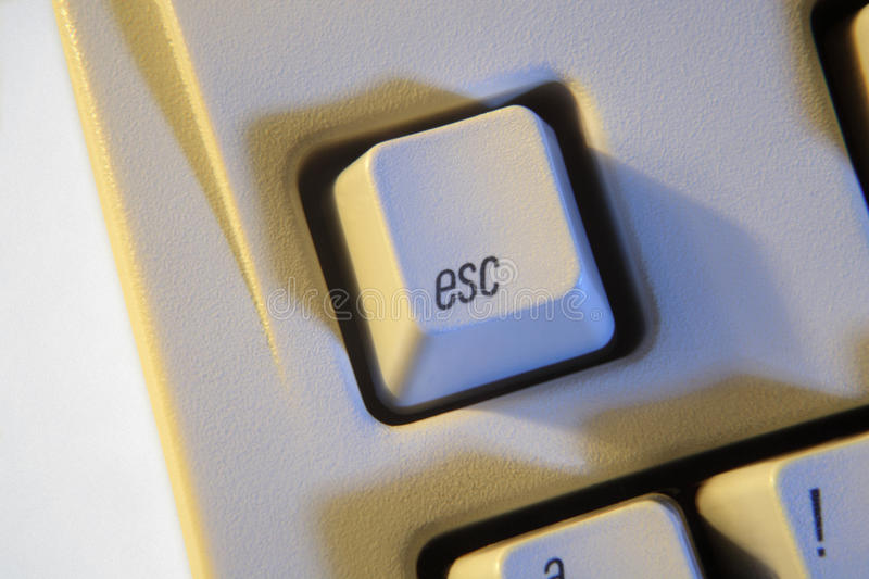 Download Esc key stock image. Image of button, electronic, office - 22671105