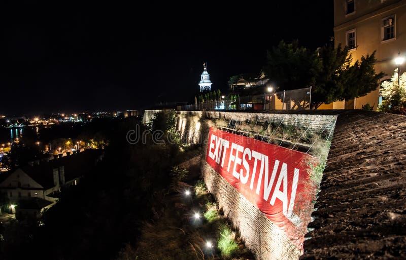 ESCA il festival di musica 2013 fotografia stock libera da diritti