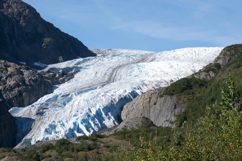Esca il Glacier National Park, Seward AK immagini stock
