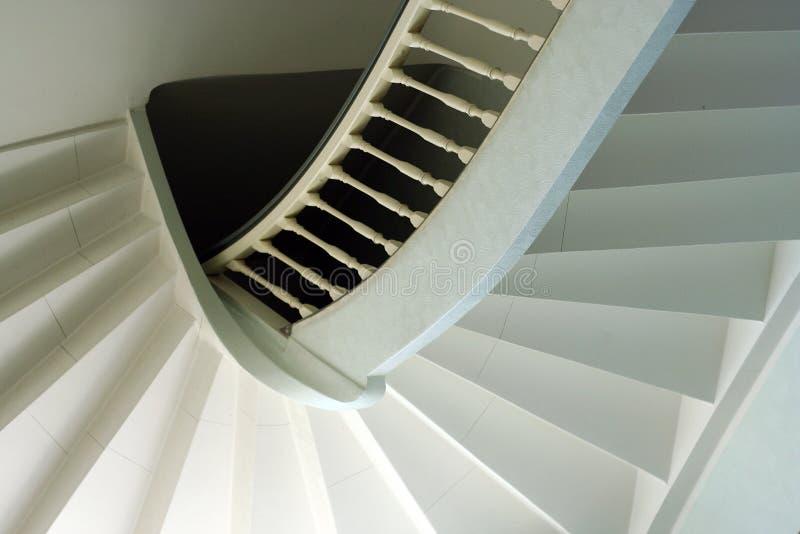 Escada de Escher fotografia de stock