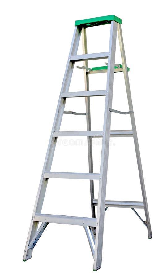 Escada de etapa foto de stock