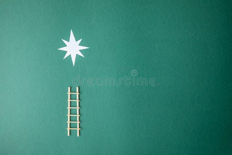 Escada decorativa imagens de stock royalty free