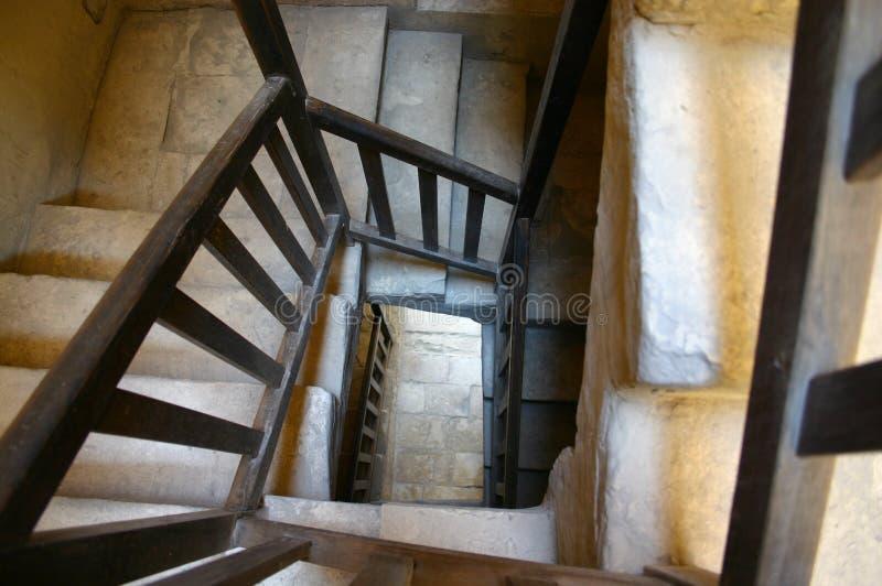 Escadaria foto de stock royalty free