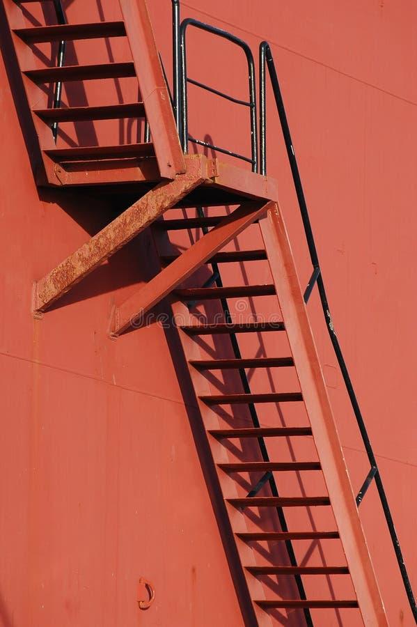 Escadaria fotografia de stock