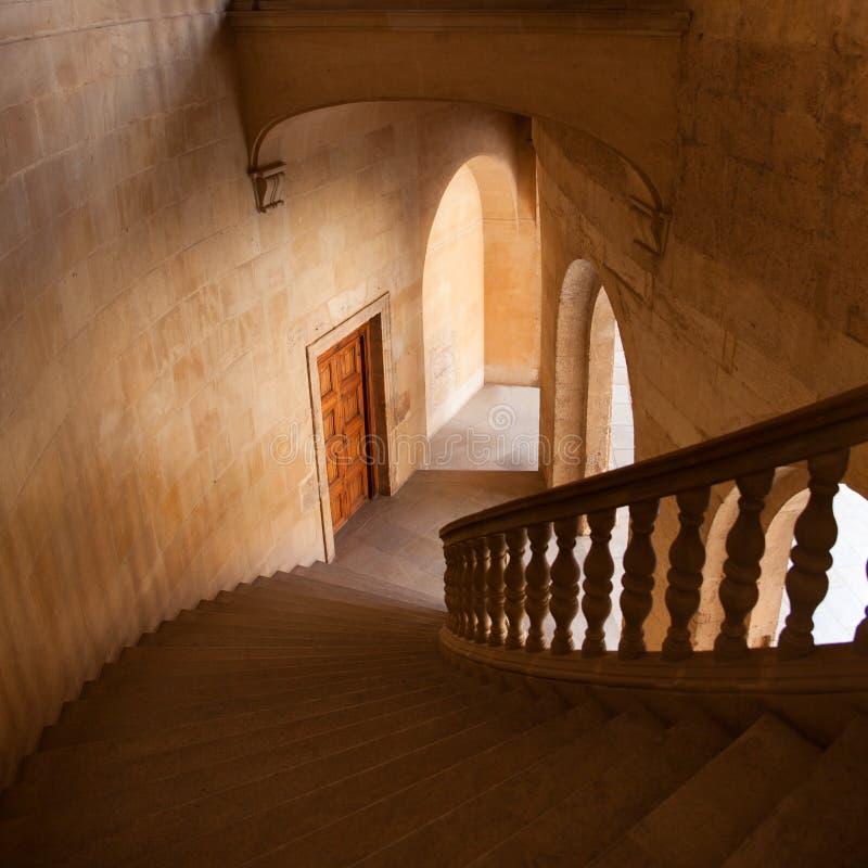 Escadaria imagens de stock royalty free