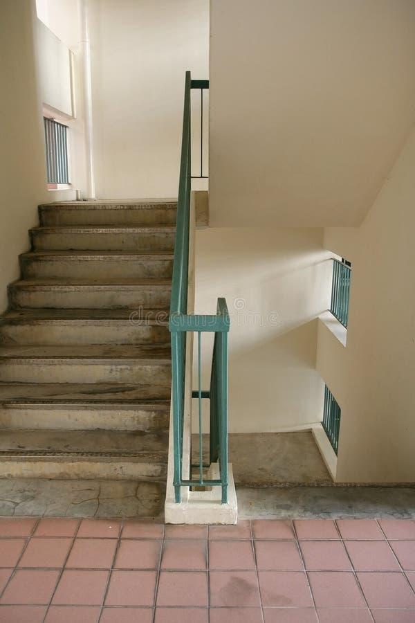 Escadaria imagem de stock royalty free
