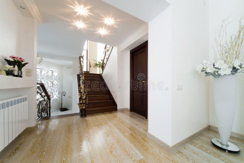 Escadaria bonita imagem de stock