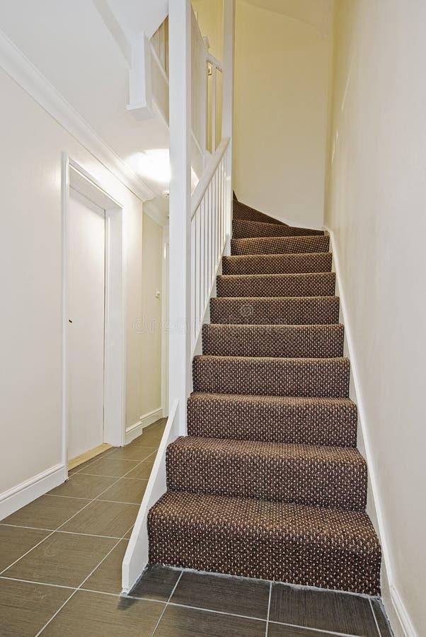 Escadaria clássica fotografia de stock royalty free