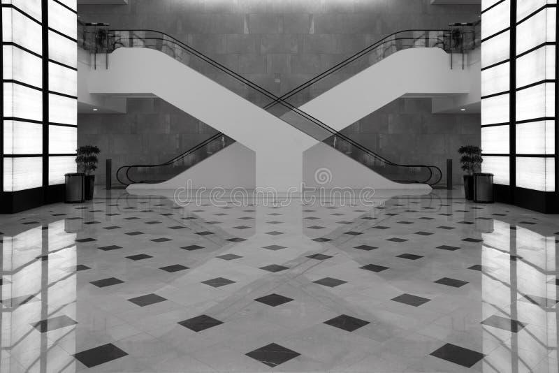 Escadaria impossível. fotografia de stock royalty free