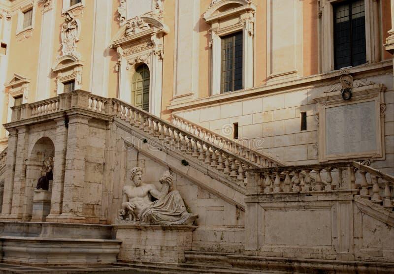 Escadas à história imagem de stock royalty free