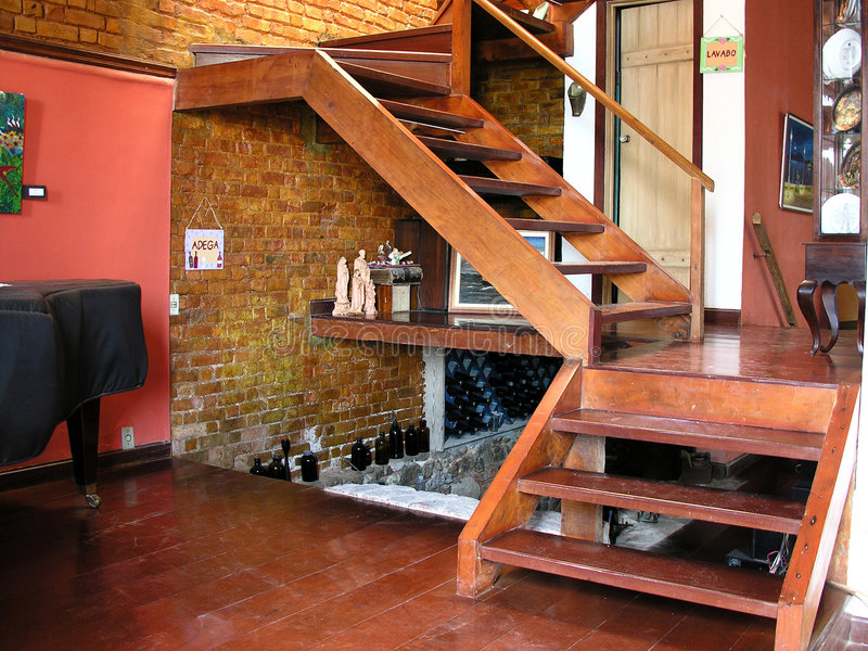 Escadas? fotografia de stock royalty free
