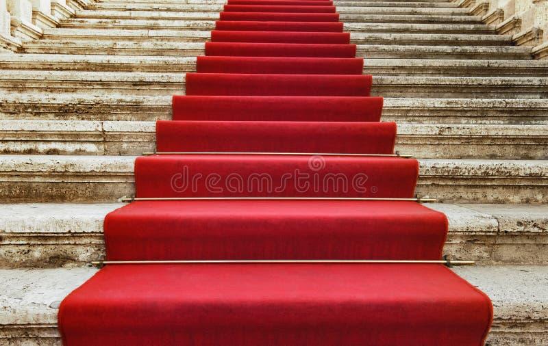 Escadas antigas fotos de stock royalty free