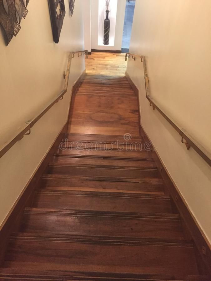 Escadas da esperança foto de stock royalty free