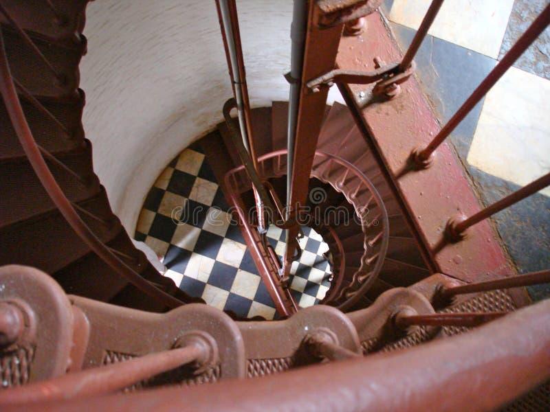 Escadas de Hatteras imagem de stock royalty free