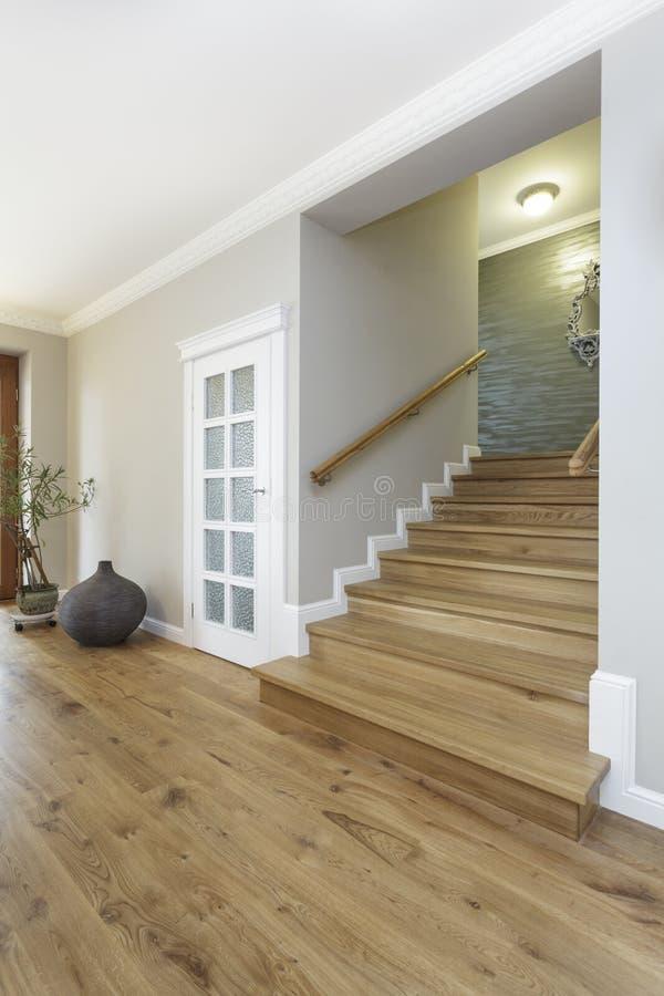 Toscânia - escadas fotografia de stock royalty free