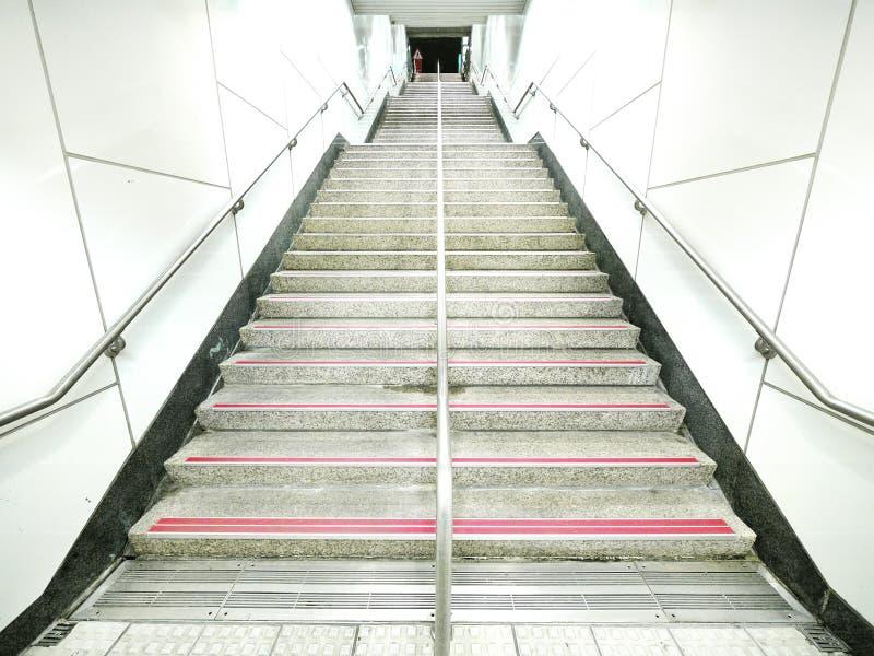 Escadas Longas Imagens de Stock