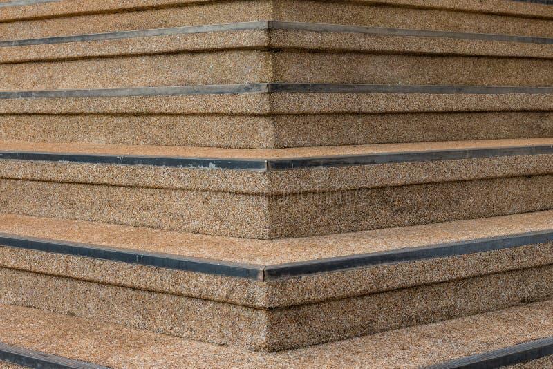 escadas na cidade, escadas do cimento fotos de stock