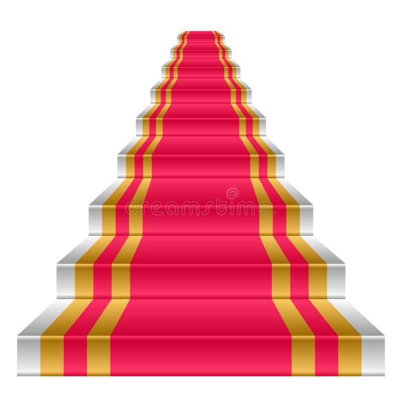 Escala. ilustración del vector