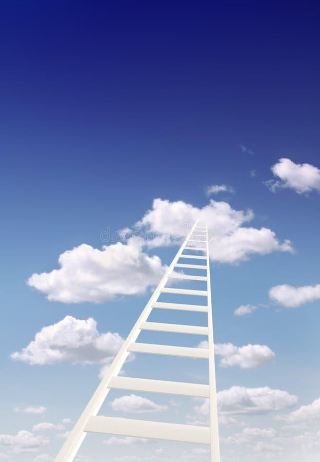 Escala al cielo libre illustration