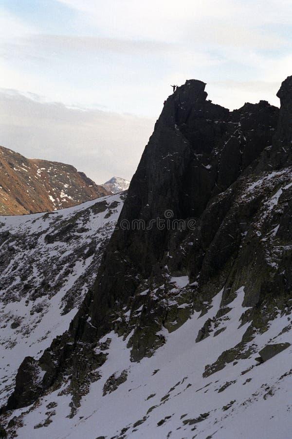 Download Escalador estatuario imagen de archivo. Imagen de montaña - 7275883